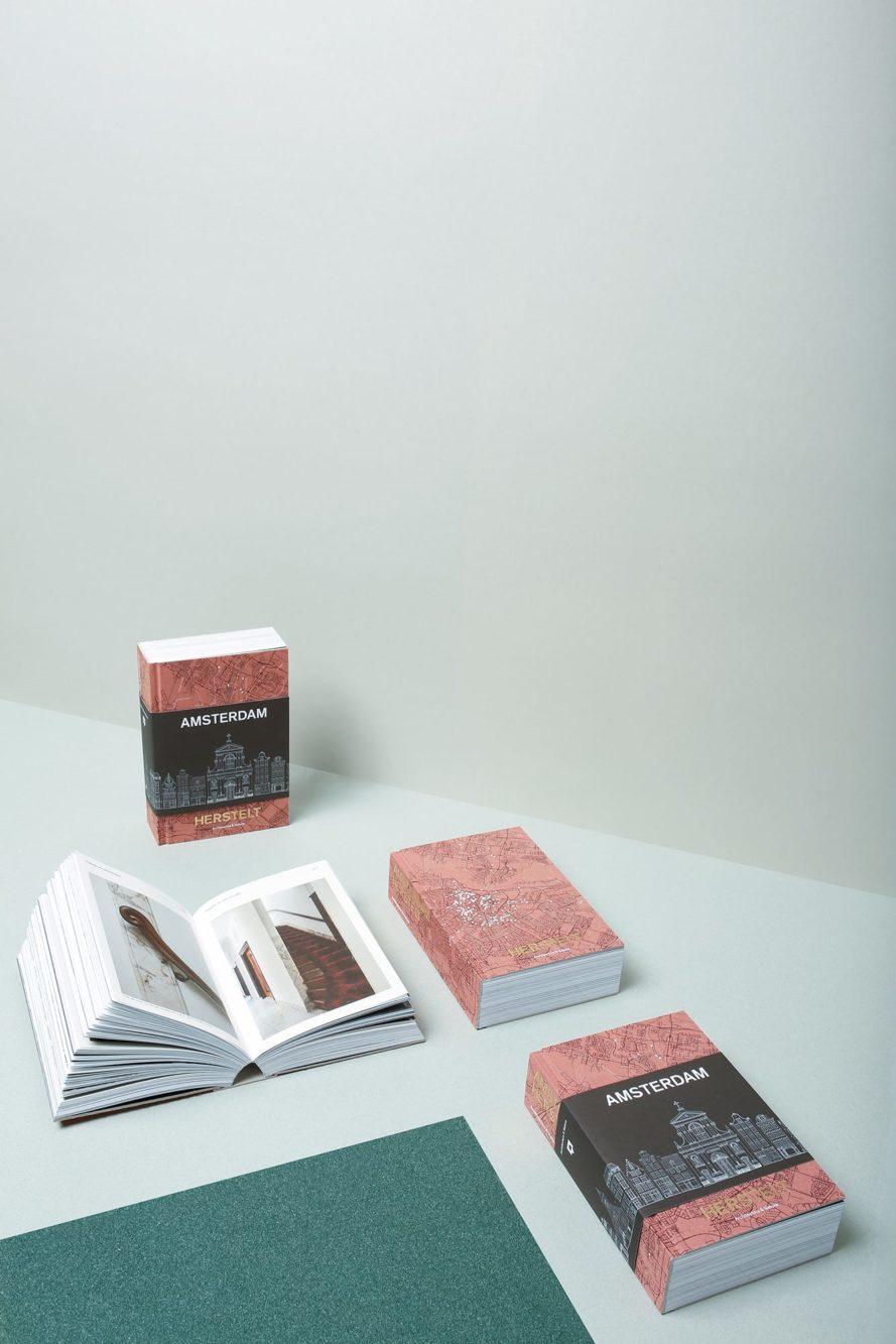 Haller Brun Amsterdam Herstelt Recreating Amsterdam Stadsherstel Architectura & Natura book