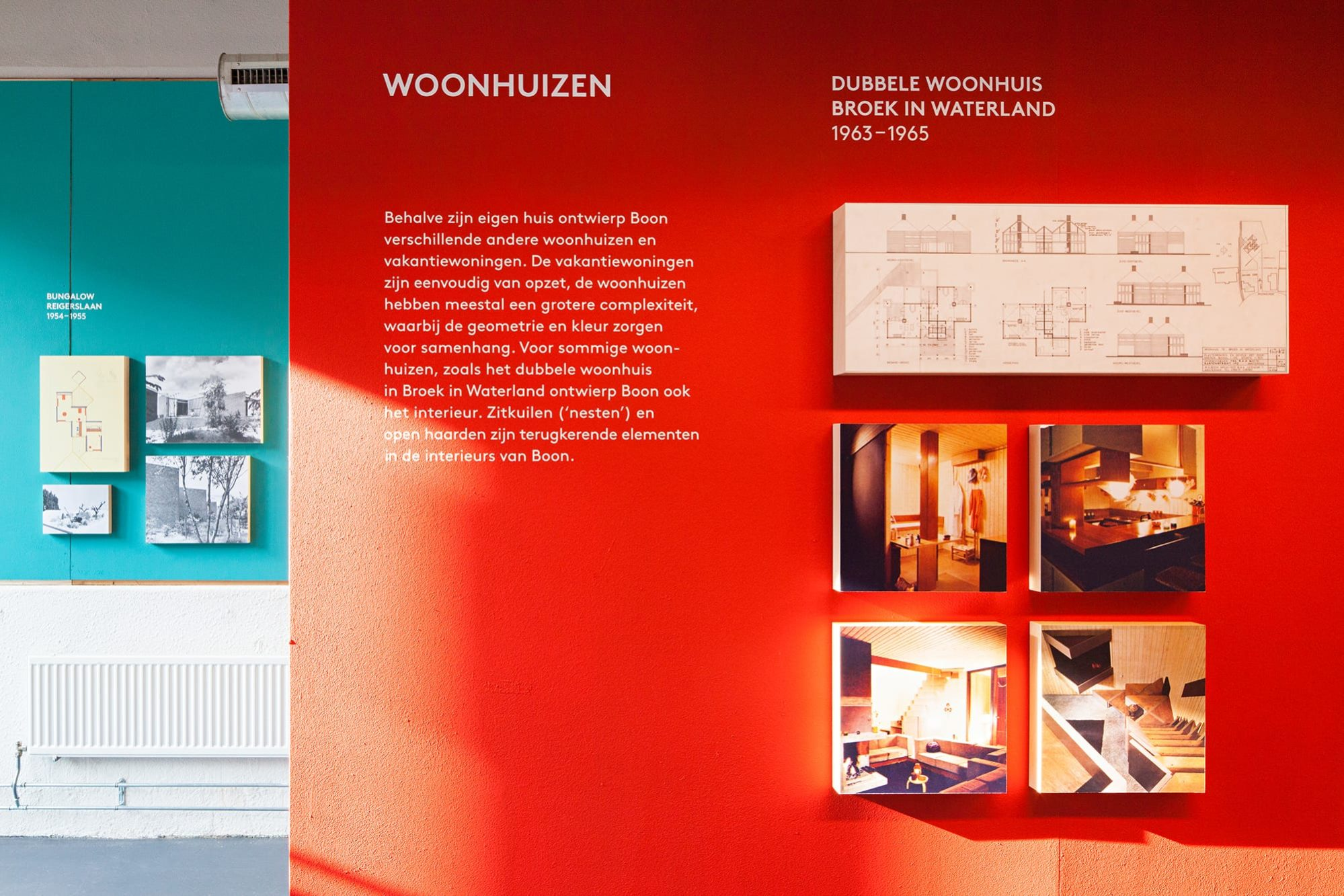 Haller Brun Gert Boon exhibition design The Architecture Observer ACEC gebouw Apeldoorn
