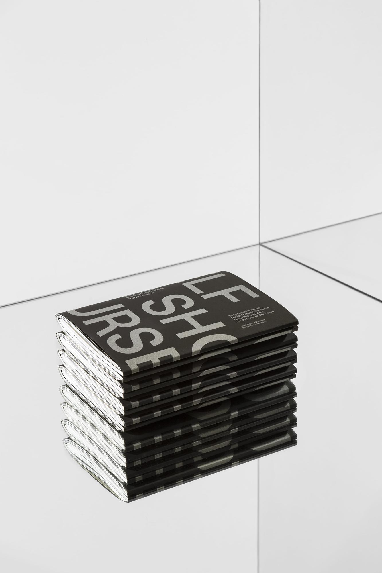 Haller Brun Show Yourself Benno Premsela Yvònne Joris Design Museum Den Bosch books